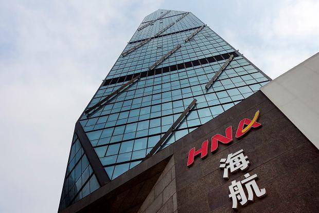 Chińczycy z HNA Group zwijają inwestycje na całym świecie. Pozbędą się z dużą stratą akcji Deutsche Banku