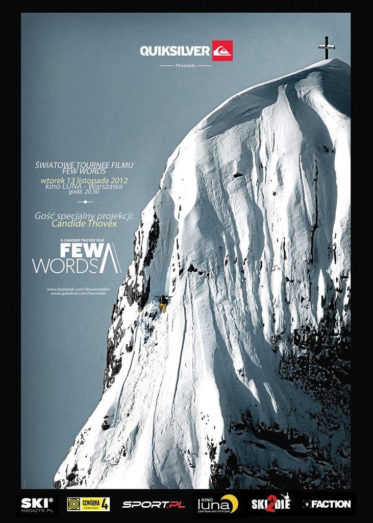 Plakat filmu Few Words