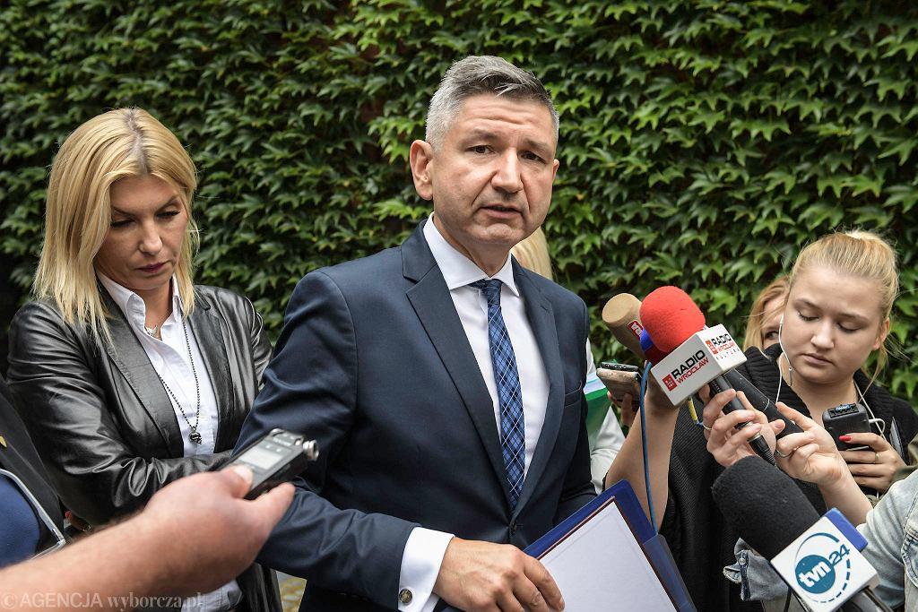 Dyrektor Jarosław Delewski