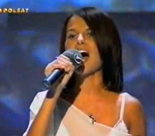 Paulina Sykut-Jeżyna w Idolu