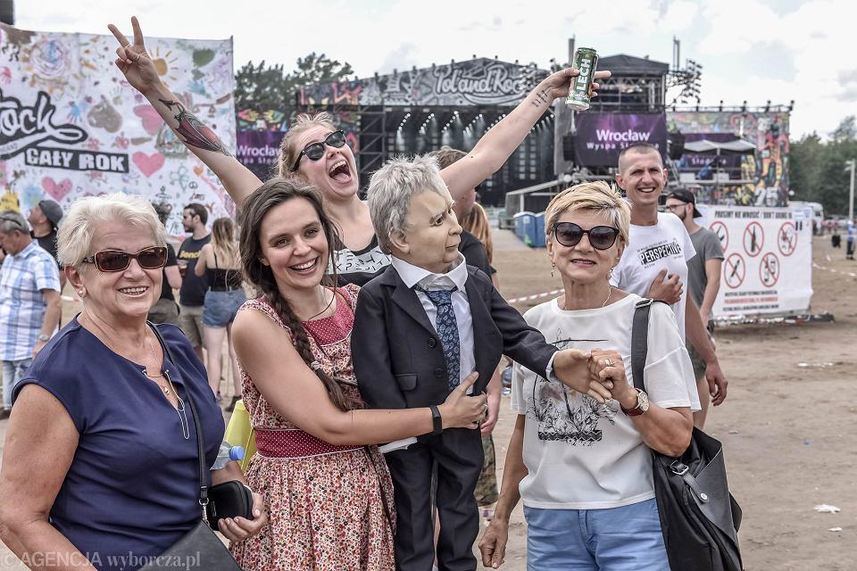 1-3 sierpnia 2019. 25. Pol'and'Rock Festival w Kostrzynie nad Odrą