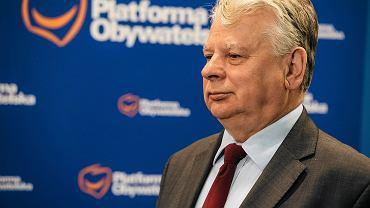 Bogdan Borusewicz, wicemarszałek Senatu