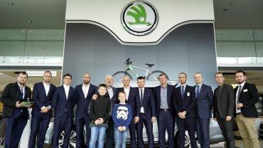 Lemir - samochodowy przedstawiciel marki Skoda - został nowym sponsorem klubu ze Stadionu Ludowego