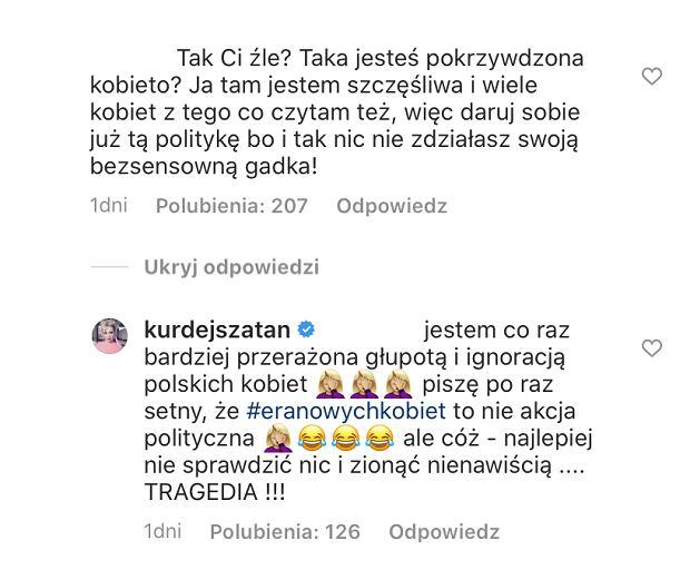 Barabara Kurej-Szatan komentarze