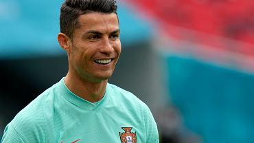 Cristiano Ronaldo przed meczem z Węgrami: Czuję się jakbym miał zagrać pierwszy raz