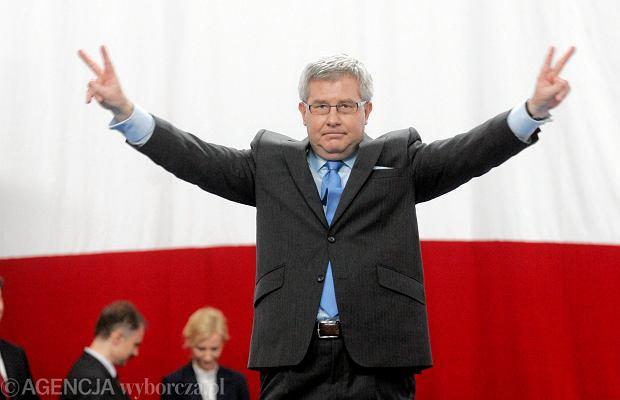Ryszard Czarnecki wiceprezesem Polskiego Związku Piłki Siatkowej
