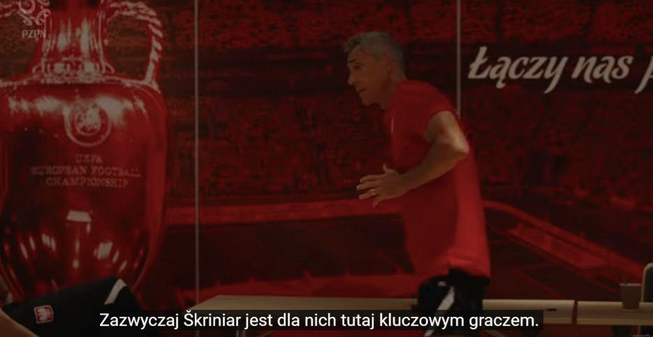 Paulo Sousa uczula reprezentantów Polski