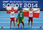 Adam Kszczot zdobył jedyny medal dla Polaków na mistrzostwach świata i ustanowił rekord kraju