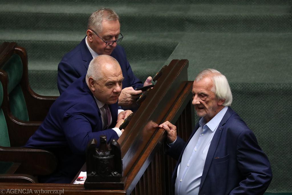 Jacek Sasin, Ryszard Terlecki i Henryk Kowalczyk
