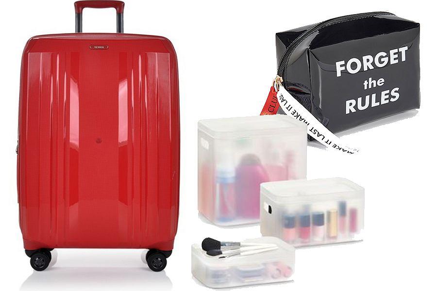 Jak pakować drobiazgi do walizki?