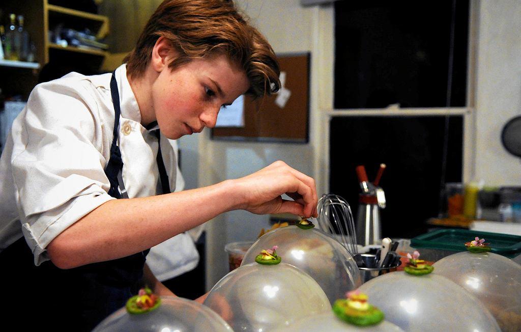 'Chef Flynn. Najmłodszy kucharz świata'. reż. Cameron Yates / Fot. materiały dystrybutora