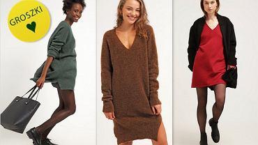 Swetrowe sukienki - z serii jesiennych miłości