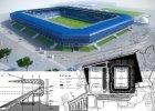 Chorzów wciąż może wrócić do koncepcji budowy nowego stadionu Ruchu