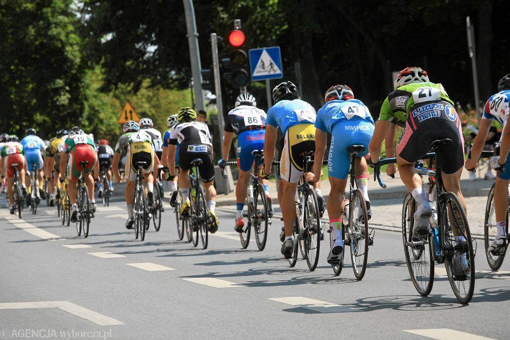 Wyścig kolarski 'Niemen' 2014