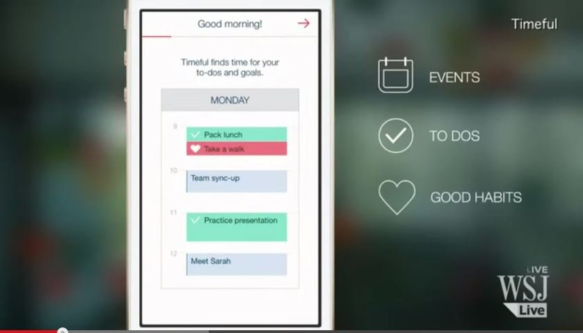 Timeful - aplikacja, która uczy się twojego rozkładu dnia