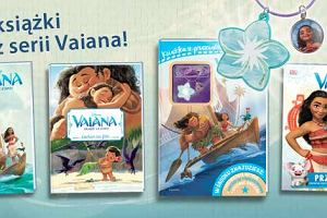 Vaiana, Skarb oceanu - magazyn i książki o zapierających dech wyspach Oceanii