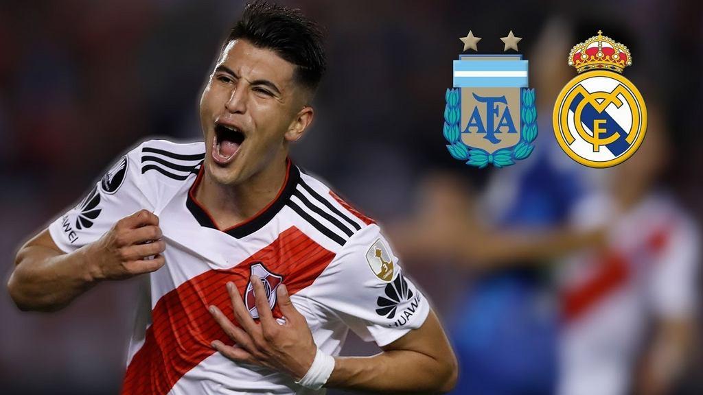 Exequiel Palacios zostanie piłkarzem Realu Madryt