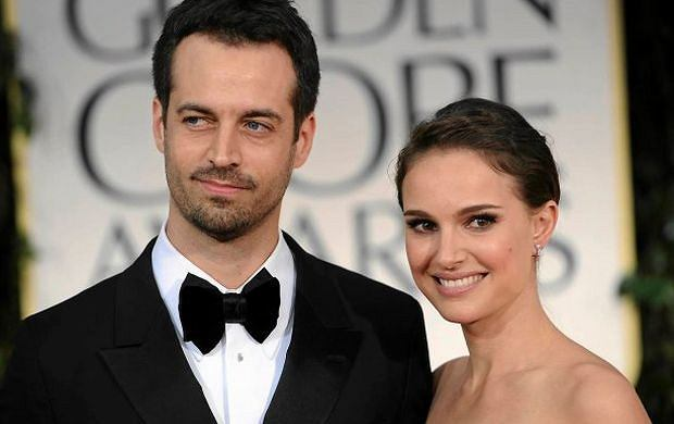 Natalie Portman i Benjamin Millepied.