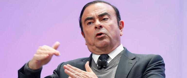 Szef sojuszu Renault-Nissan-Mitsubishi aresztowany. Carlos Ghosn oskarżony o manipulacje podatkowe w Japonii