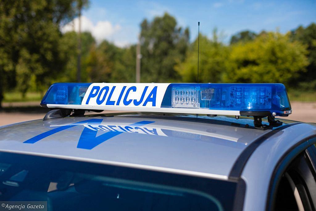 Policja / Zdjęcie ilustracyjne- Fot. Michał Ryniak / Agencja Gazeta/ Zdjęcie ilustracyjne