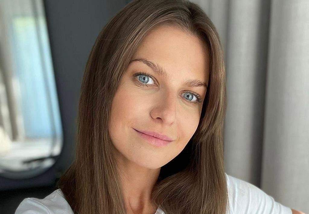 Anna Lewandowska o problemach z tarczycą