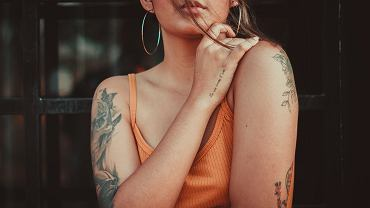 tatuaże  (zdjęcie ilustracyjne)