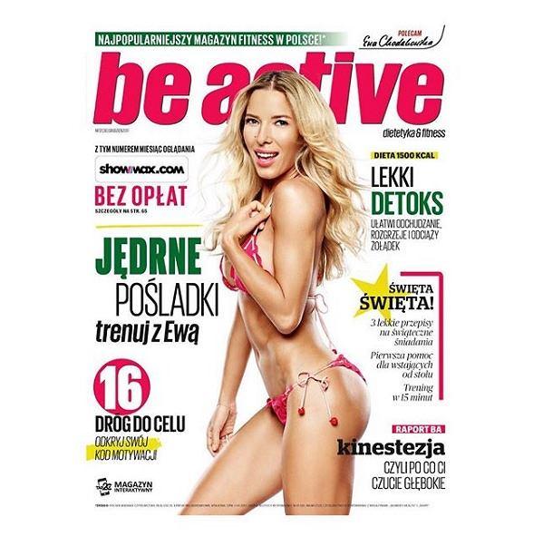 Ewa Chodakowska chce przejąć stery nad wydawaniem Be Active