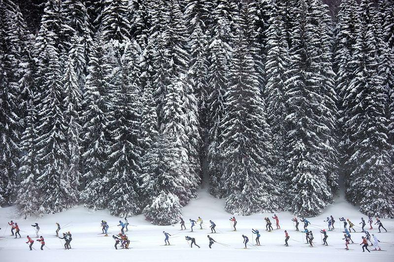 76-kilometrowy bieg Transjurassienne we francuskich Alpach ukończyło 2031 osób. Należący do cyklu Worldloppet bieg organizowany jest od 1980 r.
