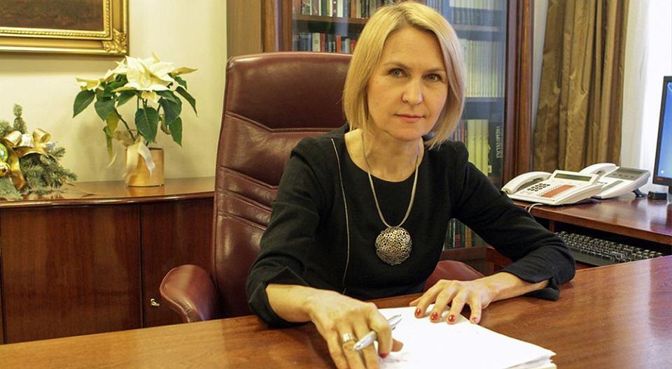 Barbara Stanisławczyk, prezes Polskiego Radia