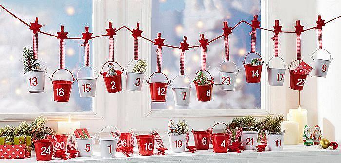 Oczekiwanie na Wigilię najmłodszym umili kalendarz adwentowy, w którym na każdy dzień grudnia można schować mały, słodki przysmak.