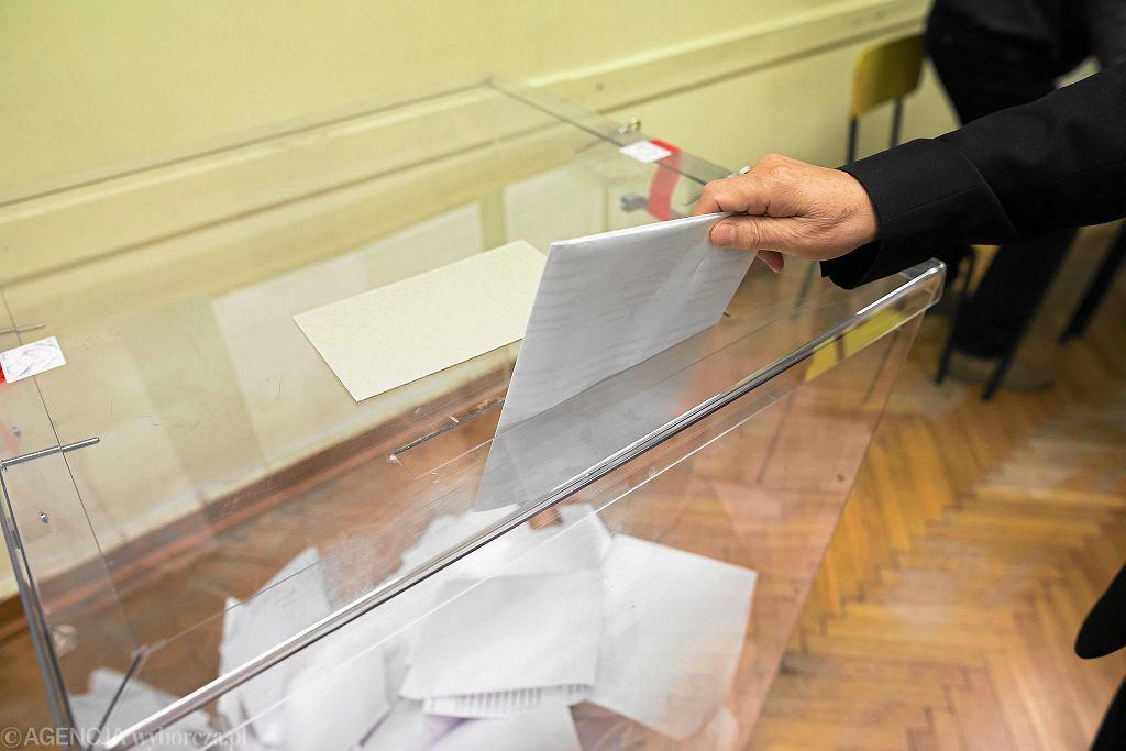 Wybory parlamentarne 2019. W uczniowskich prawyborach w II LO w Poznaniu Koalicja Obywatelska zdobyła 51 proc. głosów.