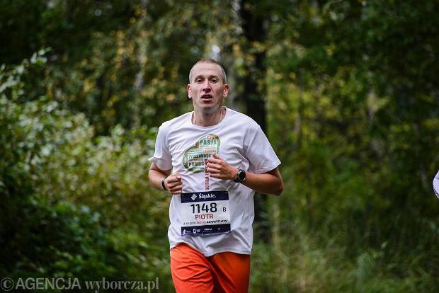 Zdjęcie numer 116 w galerii - Silesia Marathon. Chłód i wiatr niestraszne, rekord pobity! [ZDJĘCIA]