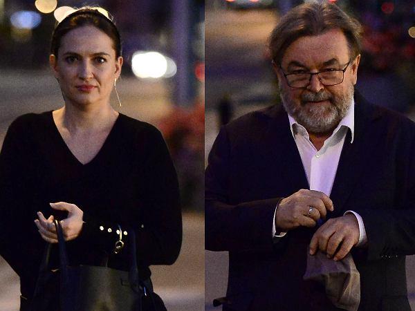 Edward Miszczak i Anna Cieślak pierwszy raz razem na gali! Te zdjęcia wiele mówią o ich relacji