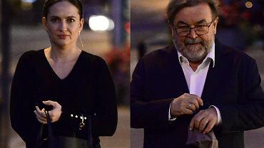 Edward Miszczak i Anna Cieślak pojawili się na tym samym koncercie