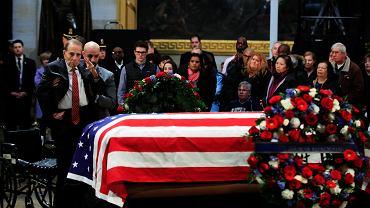 Uroczystości pogrzebowe George'a H. W. Busha