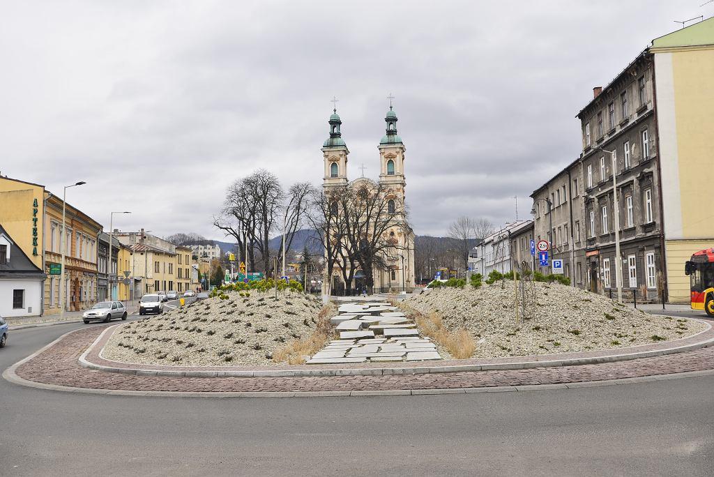 Przebudowana ulica Stojałowskiego