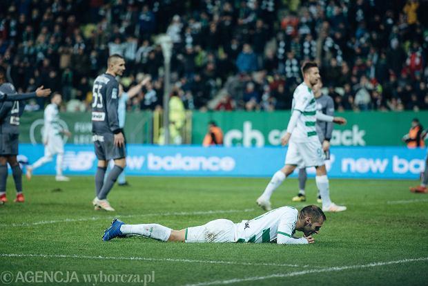 Zdjęcie numer 3 w galerii - Lechia Gdańsk - Legia Warszawa 0:0. Szamotanina o dominację