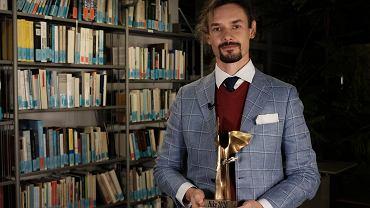 Nagroda literacka Nike 2020. Zwycięzca Radek Rak