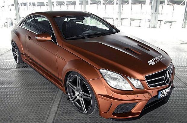 Mercedes Prior Design E Coupe