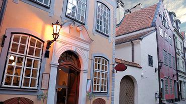 Łotwa Ryga - Stara Ryga
