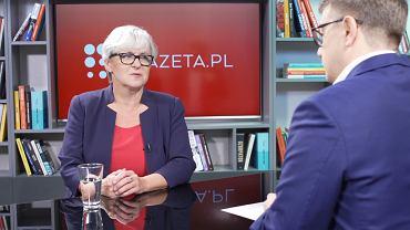 Joanna Kluzik-Rostkowska gościem Porannej Rozmowy
