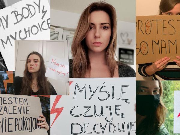 Jesteśmy kobietami i stoimy z Wami ramię w ramię. Walczymy o nasze prawa i wspieramy Strajk Kobiet