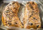 Kulebiak - przepis na ciasto z kapustą i grzybami na obiad lub wigilijny stół