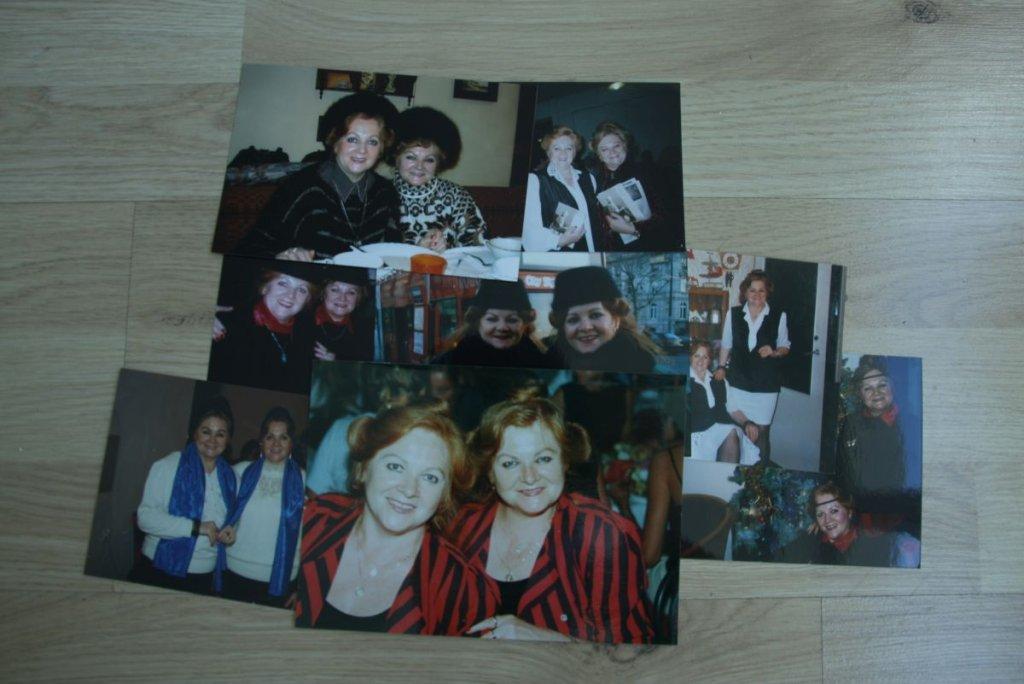 Zdjęcia z archiwum prywatnego Loni i Broni
