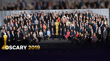 Wszyscy nominowani do Oscarów 2019, portret zbiorowy