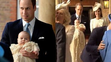 Książę William, Księżna Kate, Książę George