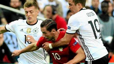 Niemcy i Polska - jedyne drużyny, które nie straciły w fazie grupowej gola