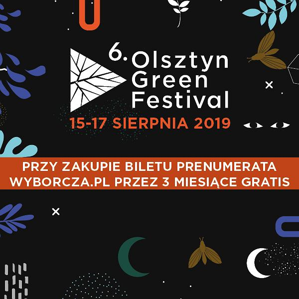 Olsztyn Green Festival. Dzień 1