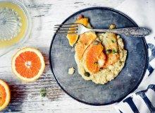 Sola w pomarańczach z fenkułem - ugotuj