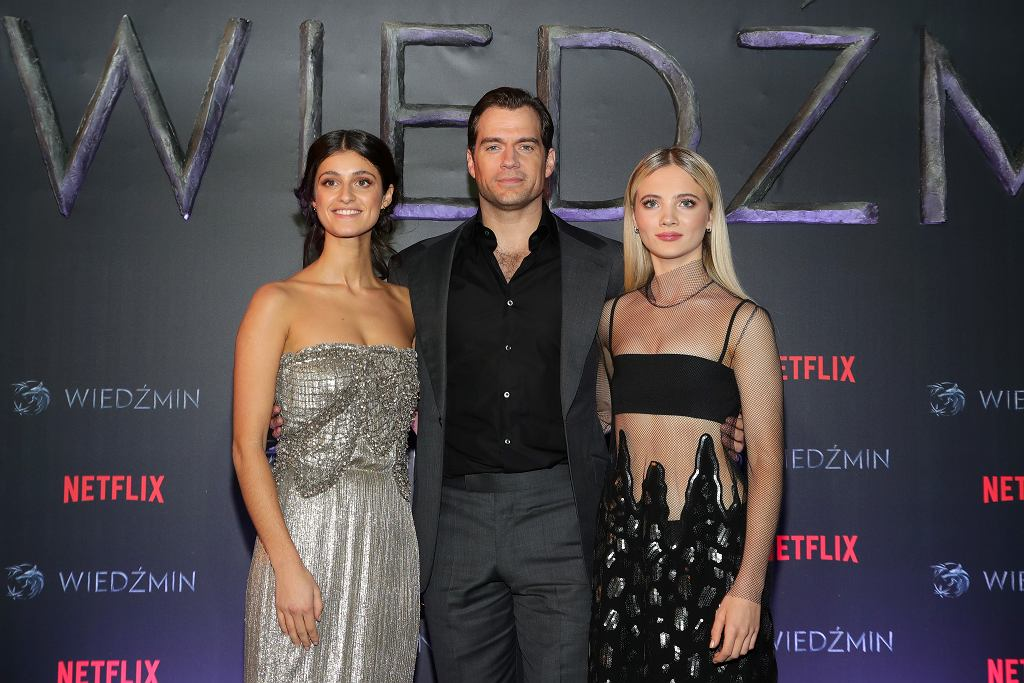 'The Witcher' Netflix Premiere In Warsaw
